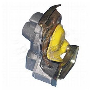 0004298130 - 0004294030 - 0004296230 - 0004298730 - 9522002220 - MERCEDES AUTOMATIC PALM COUPLING-YELLOW
